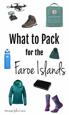 What to Pack for the Faroe Islands (Including What I Should Have Packed!) What to Pack for the Faroe Islands (Including What I Should Have Packed! Business Trip Packing, Packing Tips For Vacation, Europe Travel Tips, Business Travel, Vacation Trips, Packing Lists, Vacation Travel, Michigan Vacations, Packing Hacks