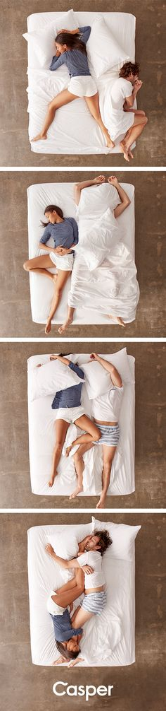 The Casper mattress was obsessively engineered to be outrageously comfortable…