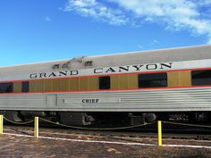 Weekend Getaway: All Aboard for a Grand Canyon Train Tour