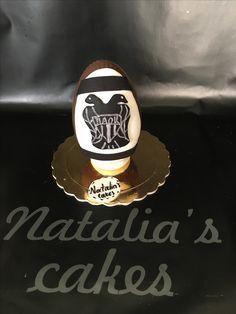 Chocolate Easter egg PAOK!