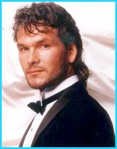 Patrick Swayze ~ Every girl wanted to dance with him sometime in their life! Love Dirty Dancing