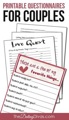 Favorite-Things-&-Love-Quest-Survey