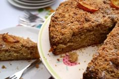 Apple Crumble Cake - Healthy, Tasty & Easy Recipes on a Budget - Gourmet Mum