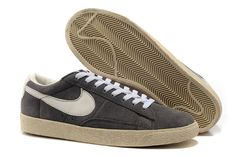 sports shoes f47b7 3eee1 Buy Nike Blazer Suede Vintage Low Premium Mens Grey Shoes Online from  Reliable Nike Blazer Suede Vintage Low Premium Mens Grey Shoes Online  suppliers.
