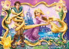 Clementoni Kinderpuzzle Maxi 60 Teile Disney: Rapunzel (26744) Märchen in Spielzeug, Puzzles eBay http://nextpuzzle.de