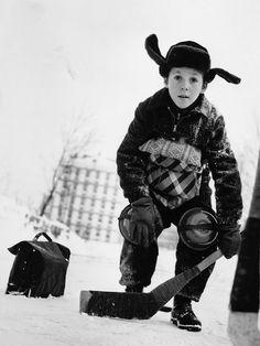 Goalie, 1962-VLADIMIR LAGRANGE