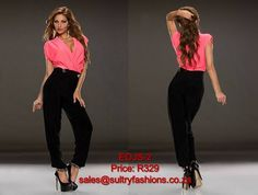 EOJS-2 ➟ PRICE: R329 ➟ SIZES: S/M 8-10, M/L 10-12 ➟ sales@sultryfashions.co.za
