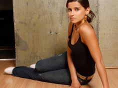 I don't need a caption for this woman, the photo is inspiration enough. Nelly Furtado, Divas, Curvy Girl Fashion, Lady, One Piece, Poses, Elegant, Celebrities, Swimwear