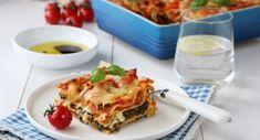 BRUNE PINNER | TRINES MATBLOGG Vegetarian Lasagne, Vegetarian Recipes, Cooking Recipes, Healthy Recipes, Healthy Meals, Easy Recipes, Healthy Food, A Food, Food And Drink
