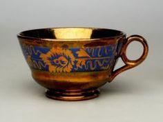 Cup ENGLISH, STAFFORDSHIRE (ENGLISH) 19TH CENTURY