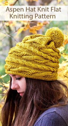Cable Knit Socks, Knitted Gloves, Knitting Socks, Knitting Stitches, Knitting Patterns Free, Hat Patterns, Knitting Short Rows, Knit Headband Pattern, Knitting Accessories