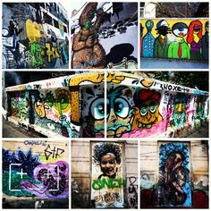 In Bucharest, Romania. And this is why I love Arthur Verona Street :D Bucharest Romania, Best Street Art, Street Artists, Best Artist, New Age, Graffiti Art, Urban Art, Wall Murals