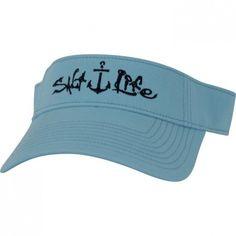 Salt Life Signature Anchor ladies visor