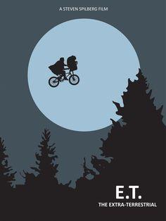 ET - THE EXTRA TERRESTRIAL - ET O Extra Terrestre