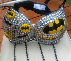 Holy Cow Batman Black Knight custom made by Smokinghotdivas, $65.00