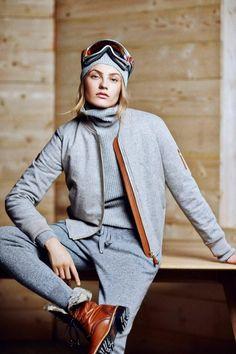 Massimo Dutti Apres Ski F/W 2014