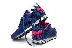 Reebok x Keith Haring 2013 Collection