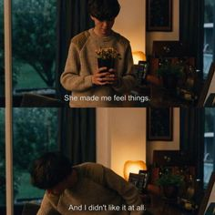The end of the f*ing world, 2017 Sad Movie Quotes, Tv Show Quotes, Film Quotes, Series Movies, Tv Series, Citations Film, Donia, World Quotes, Movie Lines