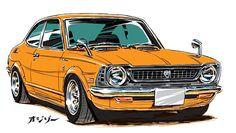 Toyota Corolla 1973