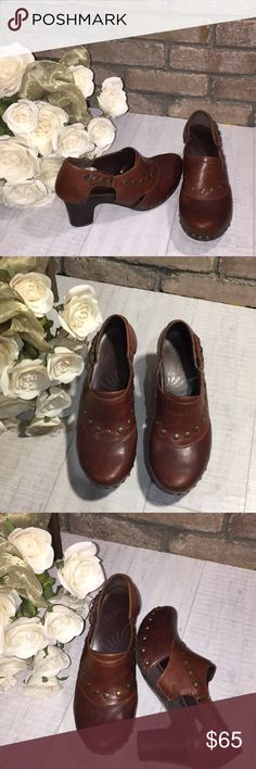 Dansko clogs Super comfortable and professional. Dansko Shoes Mules & Clogs