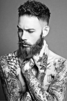 #2: Tattoos have become more socially acceptable over time, the body has become a very commonly well known canvas for people nowadays.