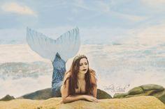 Ensaio fotográfico de Sereias | Roberta Guido