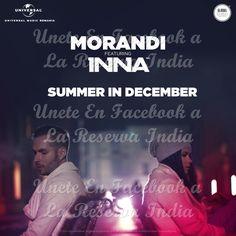 Morandi (Feat. Inna) – Summer In December 2014 Morandi (Feat. Inna) – Summer In December CANCIÓN: 01. Summer In December FICHA TÉCNICA: Artista: Morandi Single: Summer In December Género: Dance Año:...