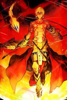 Gilgamesh #5