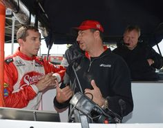 Justin Wilson's blog: Winning on an oval! - Racer.com