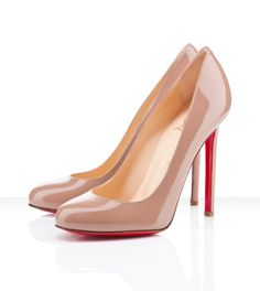 Christian Louboutin Lady Lynch - sky high and classic.
