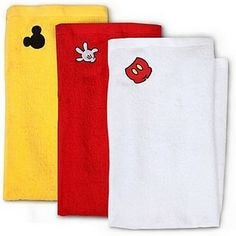 mickey mouse cloth napkins - Google Search