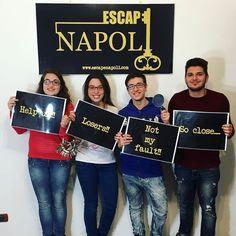 #escape #room #napoli #escapenapoli #escaperoom   #bellini  #fun  #viabellini60 @escapenapoli @http://ift.tt/1ShSxrz @www.escapenapoli.com Prenota Subito 3282925742