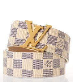 Louis Vuitton Belt  FollowShopHers Ceintures De Mode, Mode Du Cuir, Mode  Homme, d8586945404