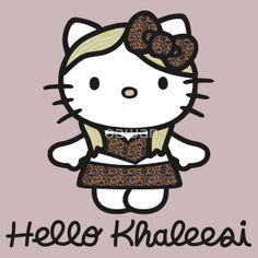 Hello Khaleesi | hoodie/t-shirt (game of thrones)