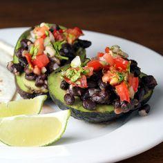 Stuffed Avocado Recipes | Prevention