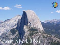 El Parque Nacional de Yosemite, es para los amantes de los paisajes y la naturaleza, es una parada obligada en tu viaje por la Costa Oeste