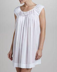 Oscar de la Renta Breezy Mornings Short Gown 6d2535700