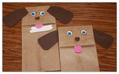 83 Best Paper Bag Crafts Images Paper Bags Paper Bag Crafts