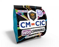 WooCommerce CMCIC - Passerelle de paiement pour le e-commerce WooCommerce. Extension compatible avec les banques CIC / SNVB et Crédit Mutuel.