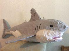 Shark pinata!