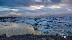 Iceland - Jökulsárlón Glacier Lagoon