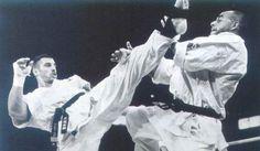1995 - Andy Hug vs Michael Thompson