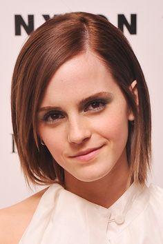 Bob-Frisuren: Emma Watson - Bilder - Mädchen.de