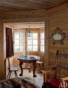 Interiors | Saint Moritz: Switzerland