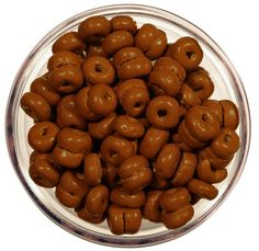 There is a God! Chocolate Covered Cherrios. (http://www.newyorkmouth.com/collections/all/products/chocolate-covered-cheerios)