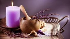 Picture of Lavender Spa. Natural Organic Cosmetics stock photo, images and stock photography. Massage Envy, Good Massage, Facial Massage, Ayurveda, Home Spa, Mortar And Pestle, Spas, Jaipur, Massage