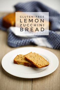 This lemon zucchini bread is sweet enough to serve for dessert, but has ingredients you can feel good about. Almond flour, coconut sugar, honey and Greek yogurt make for a lightened-up version of a summer favorite.