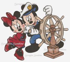 Disney Captain  Hook large printed die cut /& 2~ 4x6 photo mats