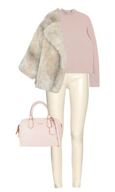 """Untitled #455"" by iisabellak-1 ❤ liked on Polyvore featuring The Row, A.W.A.K.E. and Cole Haan"