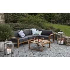 8 best Salon jardin images on Pinterest   Angles, Couch table and ...